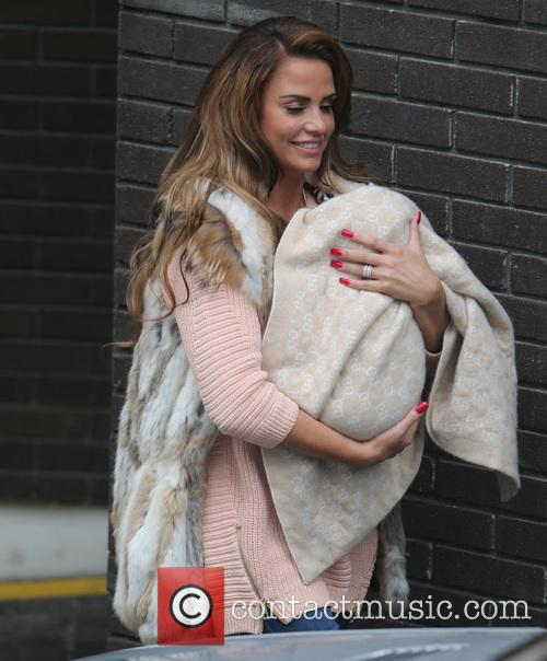 katie price celebrities at the itv studios 3938631