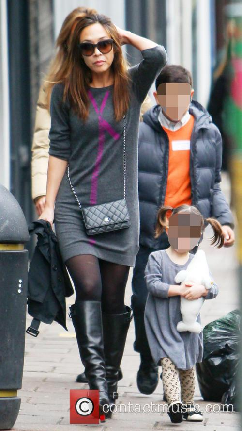 Myleene Klass and Hero Quinn 9
