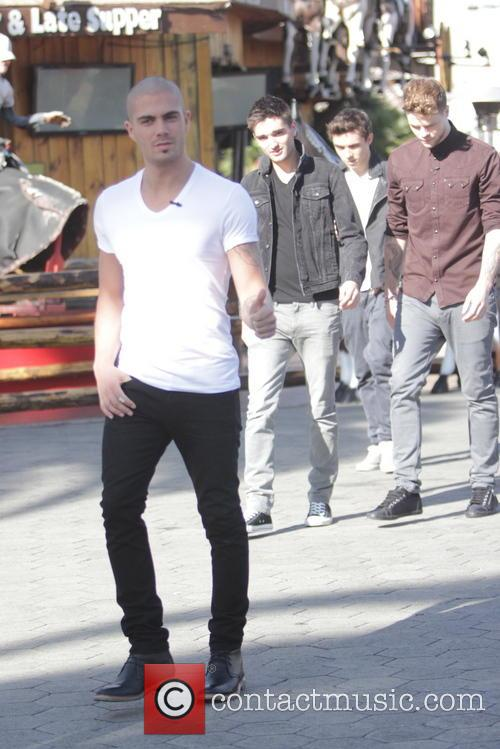 The Wanted On Extra