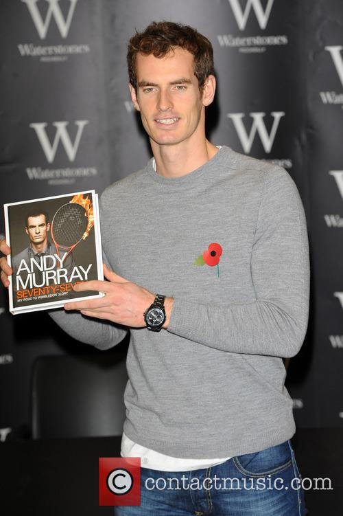 Andy Murray 18