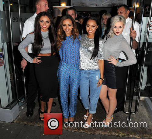 Little Mix, Perrie Edwards, Leigh-anne Pinnock, Jesy Nelson and Jade Thirlwall 2