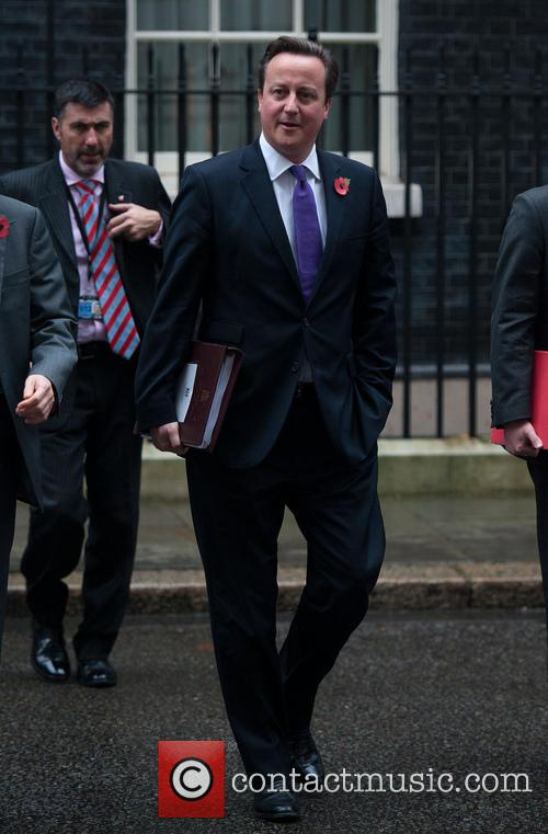 David Cameron to MPQ
