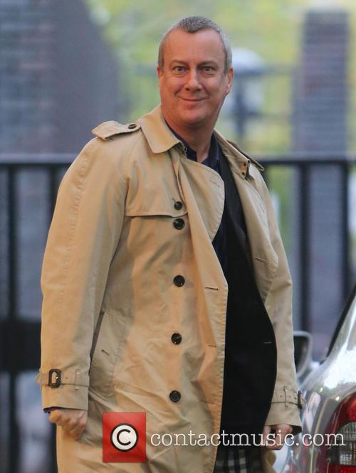stephen tomkinson celebrities at the itv studios 3938377