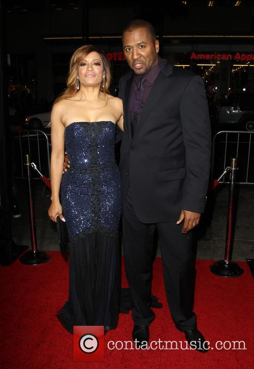 Melissa De Sousa and Malcolm D. Lee