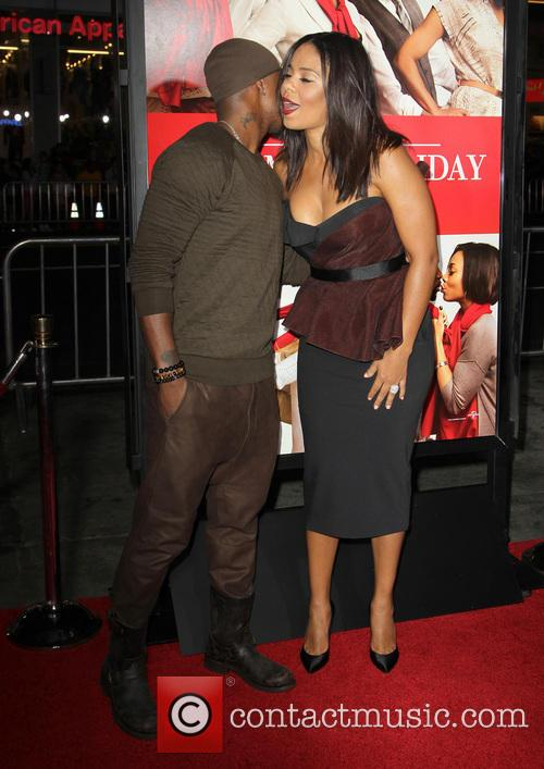 Ne-yo and Sanaa Lathan 4