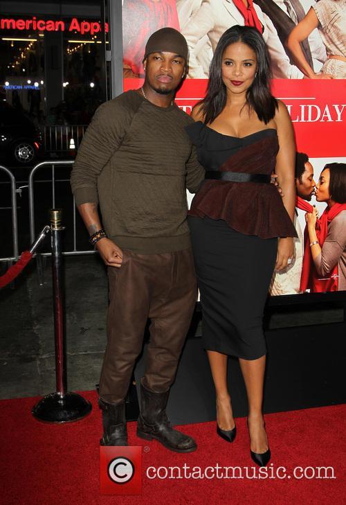 Ne-yo and Sanaa Lathan 5