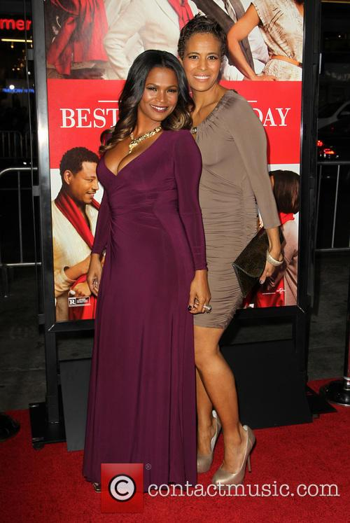 Nia Long and Daphne Wayans 1