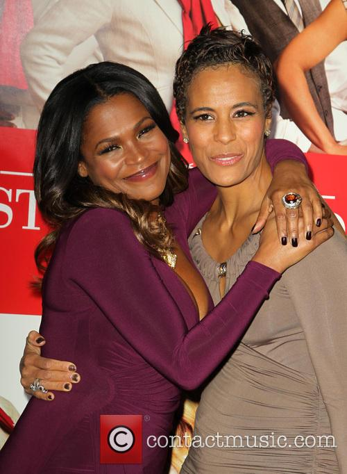 Nia Long and Daphne Wayans 3