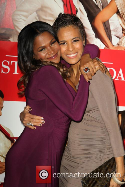 Nia Long and Daphne Wayans 4