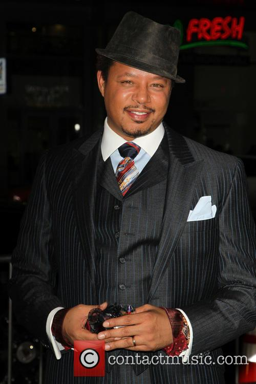 Terrence Howard, The Best Man Holiday Premiere