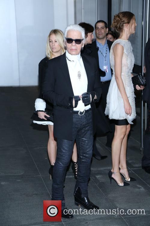 Karl Lagerfeld 4