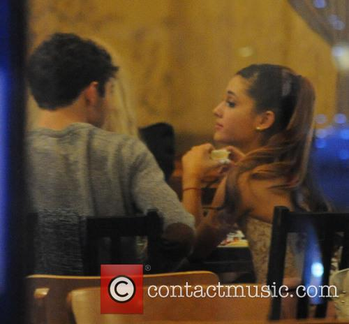 Ariana Grande and Nathan Sykes 1