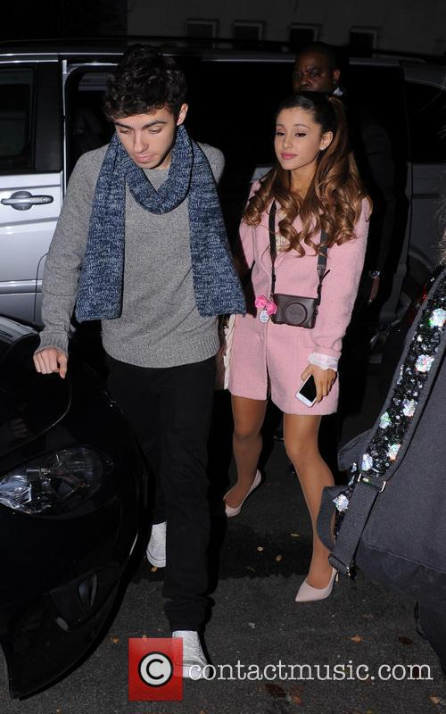 Ariana Grande and Nathan Sykes 10