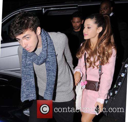 Ariana Grande and Nathan Sykes 12