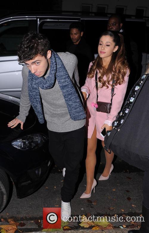 Ariana Grande and Nathan Sykes 16