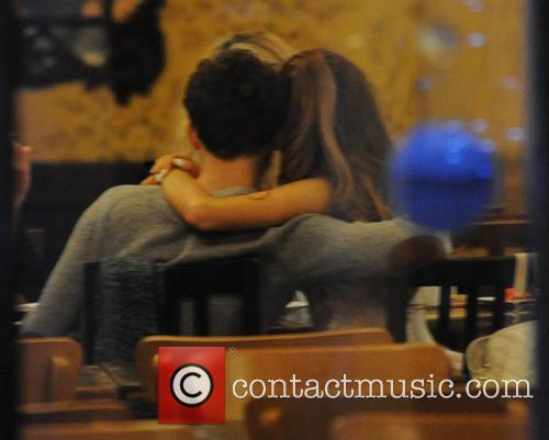 Ariana Grande and Nathan Sykes 18