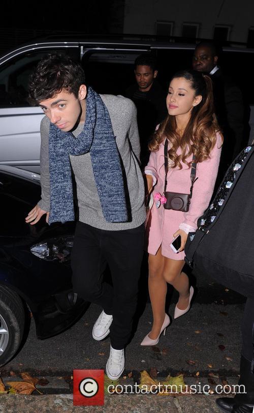Ariana Grande and Nathan Sykes 19