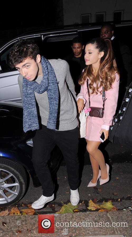 Ariana Grande and Nathan Sykes 20