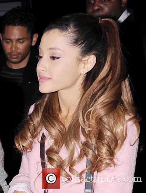 Ariana Grande and Nathan Sykes 21