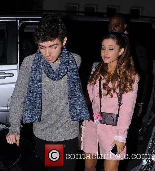Ariana Grande and Nathan Sykes 23