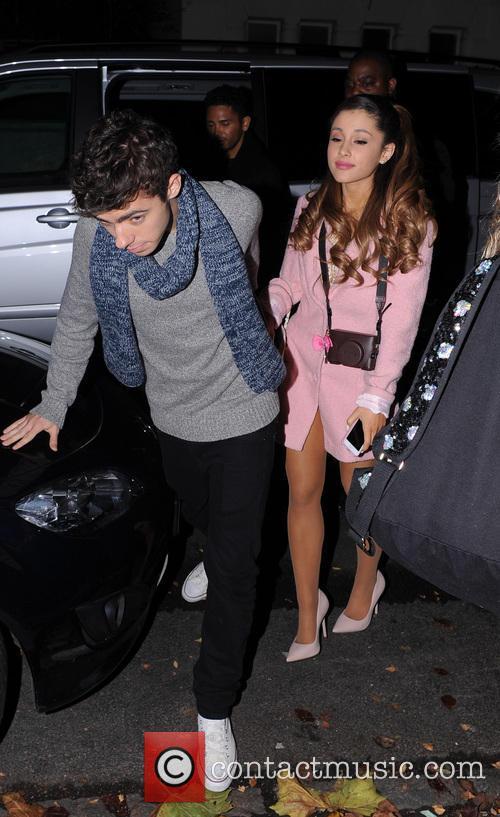 Ariana Grande and Nathan Sykes 26