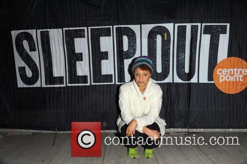 Centrepoint London Sleep Out