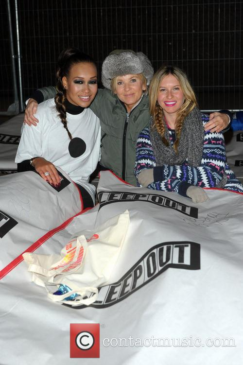 Centrepoint London Sleep Out