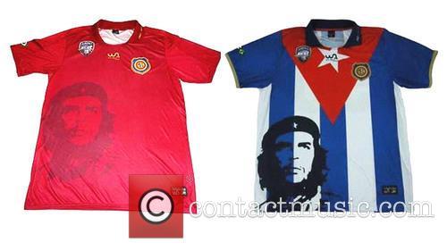 Che Guevara Soccer Shirt