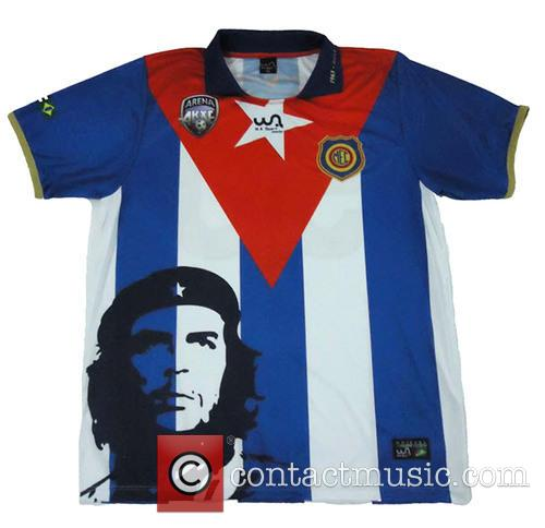 Che Guevara and Madureira Esporte Clube