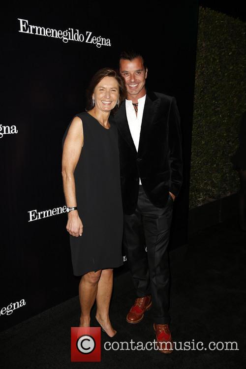 Anna Zegna and Gavin Rossdale 9