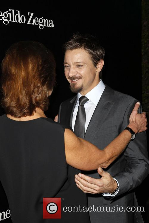 Jeremy Renner and Anna Zegna 7