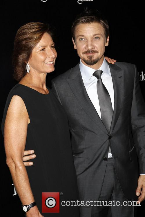 Jeremy Renner and Anna Zegna 8