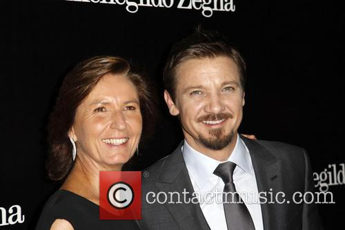 Jeremy Renner and Anna Zegna 9
