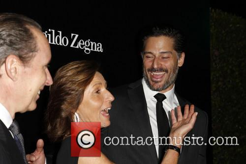 Gildo Zegna, Anna Zegna and Joe Manganiello 4