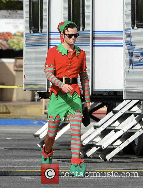 Chris Colfer 7