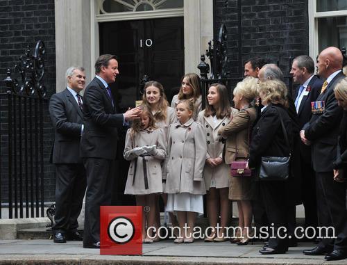 London Poppy Day 2013 - Photocall