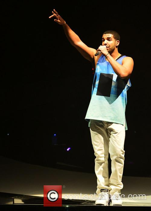 Drake, American Airline Arena