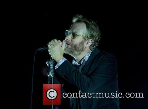 The National performing live in concert