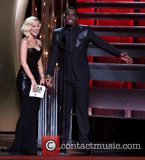 Kellie Pickler and P Diddy 2