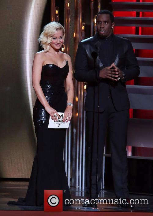 Kellie Pickler and P Diddy 3