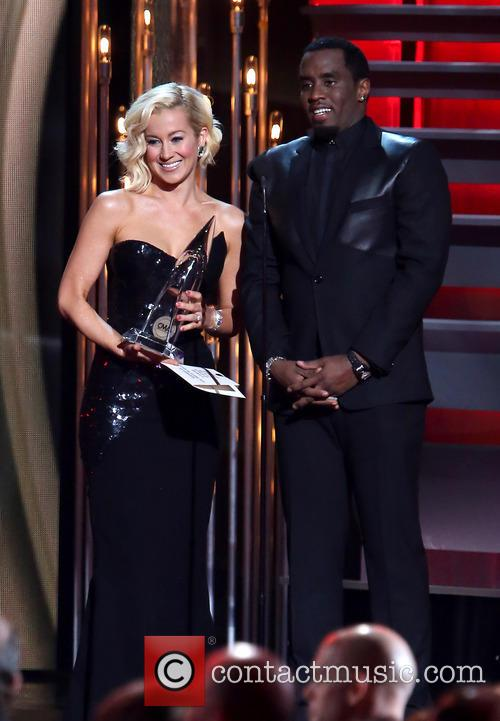 Kellie Pickler and P Diddy 5
