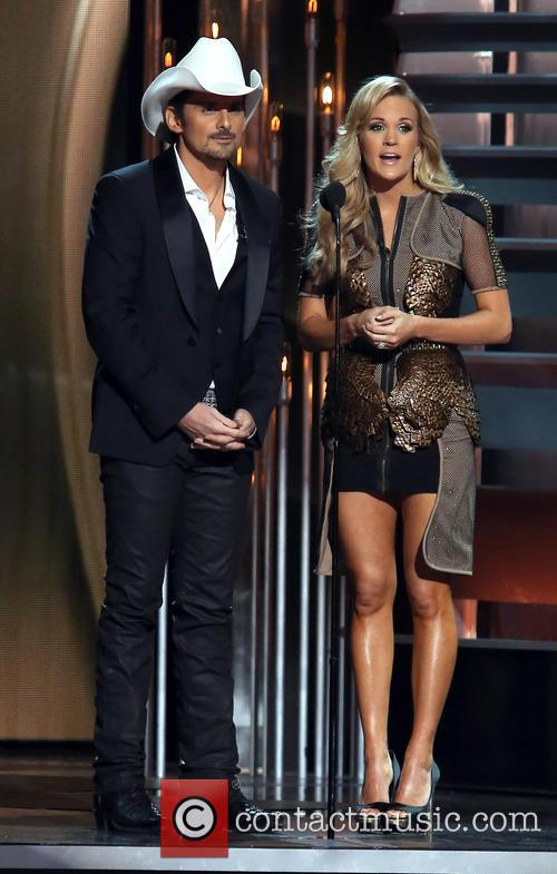 Brad Paisley and Carrie Underwood 6