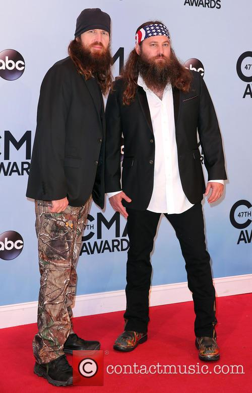 Jase Robertson and Willie Robertson 2