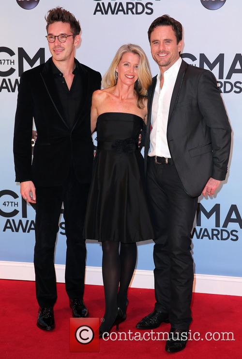 sam palladio patty hanson charles esten 47th annual cma 3939731