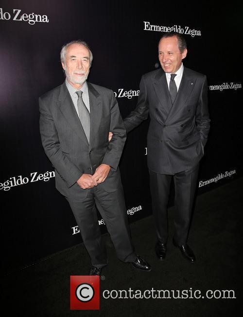 Fabrizio Freda and Gildo Zegna 1
