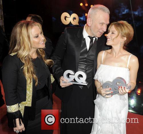 Anastacia, Jean Paul Gaultier and Kylie Minogue 2