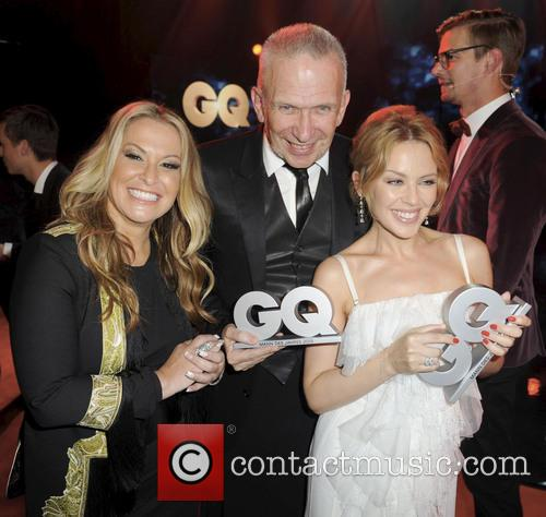 Anastacia, Jean Paul Gaultier and Kylie Minogue 4