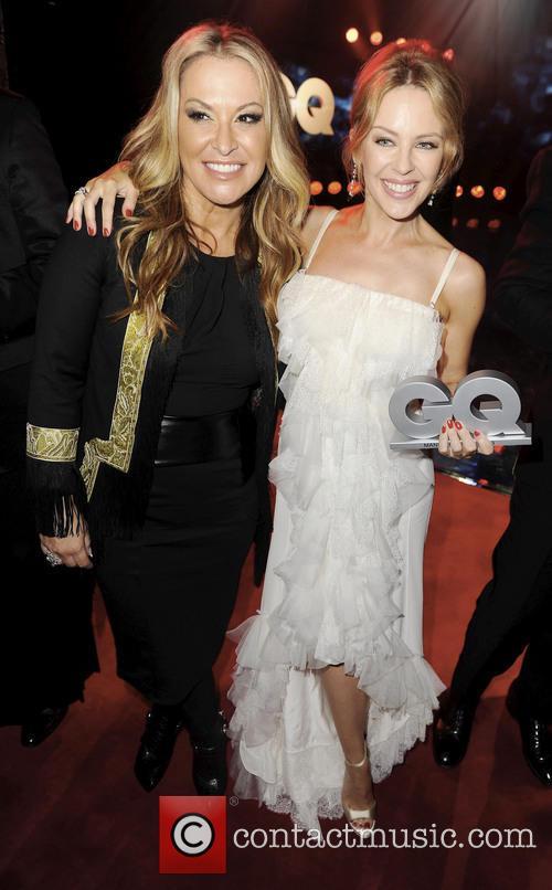 Anastacia and Kylie Minogue 3