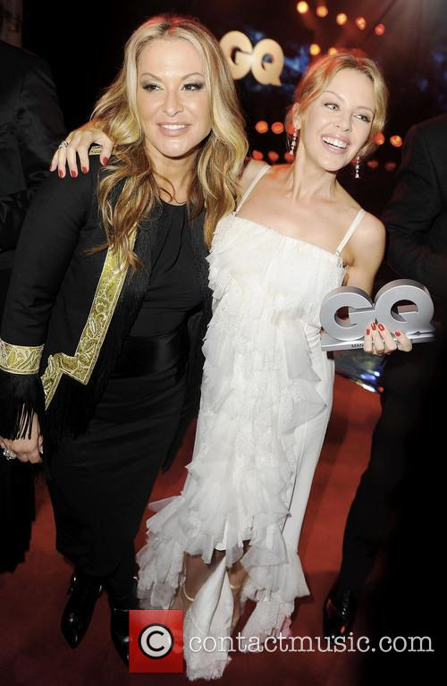 Anastacia and Kylie Minogue 6