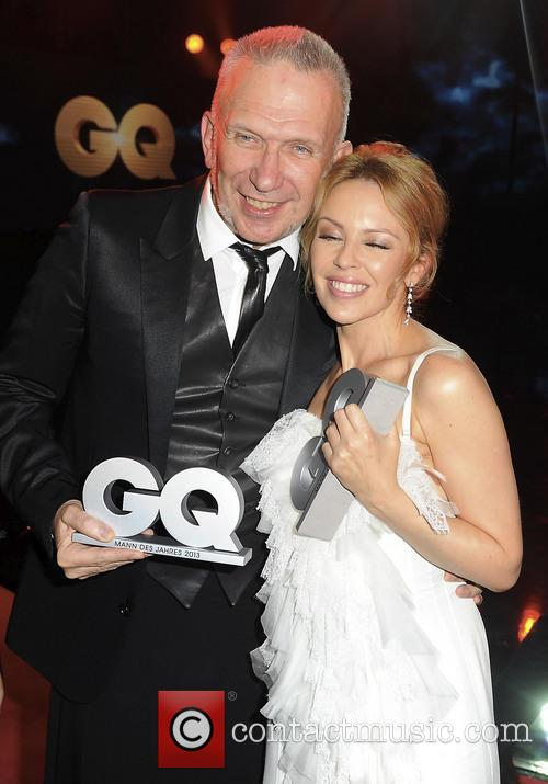 Jean Paul Gaultier and Kylie Minogue 2